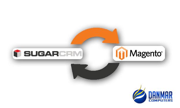 SugarCRMMagentoLogo