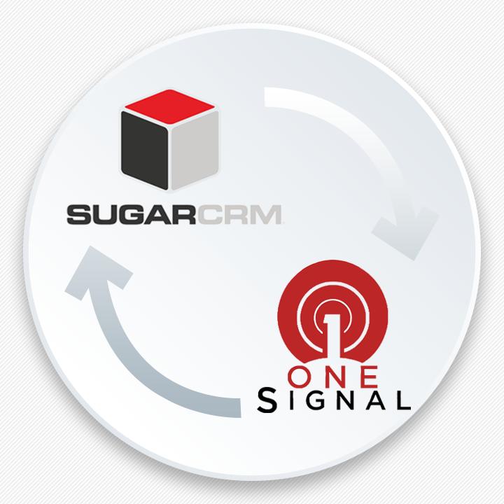 sugarcrm onesignal