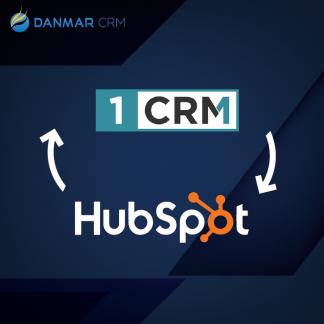 1crm-hubspot integration